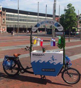 2016 de roos etalage wedstrijd fiets