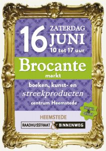 2018 juni brocantemarkt