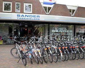 SANDER TWEEWIELERS 044A