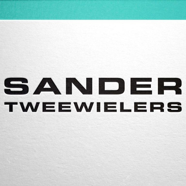 logo Sander tweewielers