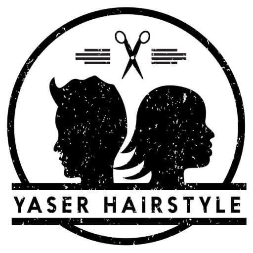 logo yaser hairstyle
