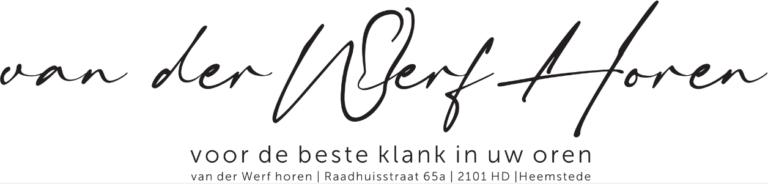 logo van der werf horen